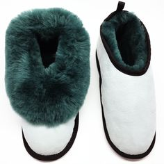 Australian Sheepskin Apparel - Medical Slippers (pr): Many Sizes, Rubber or Suede Sole Full Size Photo, Moccasins, Slippers, Footwear, Medical, Stuff To Buy, Products, Penny Loafers, Loafers