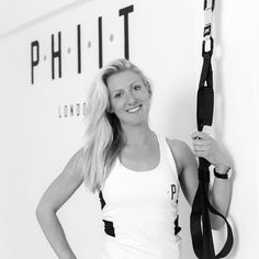 Lindsay Holden - Co-Founder of PHIIT LONDON