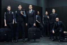 Coupe du Monde de foot 2014 : l'équipe allemande habillée par Hugo Boss | Journal du Luxe.fr Actualité du luxe