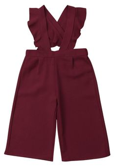 892feb8fd335 Ruffle Jumpsuit. Jumpsuit For KidsBaby Girl ...