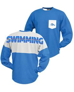 Tribal Edition Two-Toned Swim Jersey-Royal/White Swimming Memes, Swimming Gear, Swimming Outfit, Swimming Photos, Swimming Clothes, Swim Team Shirts, Swimmer Quotes, Swimming Motivation, Tennis Funny