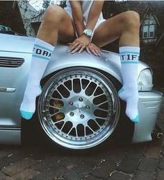 This one but with heels to highlight the rims – Sport Cars Auto Girls, Car Girls, Audi A5 Coupe, Sexy Cars, Hot Cars, Happy Car, Sexy Autos, Car Poses, R35 Gtr