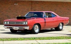 '69 Road Runner 526 Hemi 716 HP