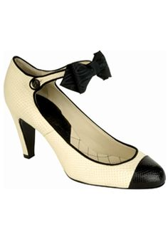 COCO CHANEL - The rebellious designer borrowed designs from her yachtsmen - happy anniversary Chanel shoes (Vogue.com UK)