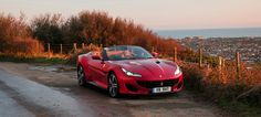 The Ferrari Portofino may be the 'entry-level' Italian GT, but it packs more punch than you might first realise Porsche 718 Boxster, Porsche 911, Types Of Suits, Gt Cars, Bentley Continental Gt, Combustion Engine, Bmw Z4, Nissan 370z, Performance Cars