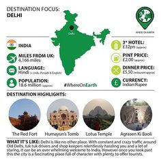 While reflecting on 2 amazing weeks in India, I though a destination focus post would be a great insight into what Delhi has to offer travellers, and what to expect... here's some vital stats, my destination highlights and some other unseful initial info. 🇮🇳 #WhereOnEarth # #delhi #newdelhi #india #infographic #travelphotography #wanderlust #wander #wanderer #travel #traveler #travels #instatravel #instatraveling #travelingram #travelgram #travelinspiration #travelinformation #lotustemple…