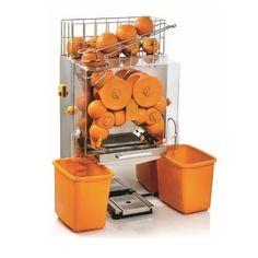 High efficiency 2000E-2 automatic orange juicer machine , commercial orange juice extractor , small citrus Juicer machine