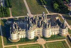 Castelos medievais-chambord