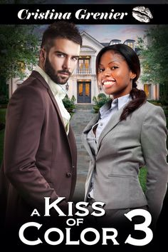 New Release. It's finally here! #BWWM #Interracial #Romance. After such hard Work I present Kiss of Color 3.    Helena has never known a happier time in her life. Though she might never have imagined anticipating the birth of her child, she finds herself buried in baby names and nursery plans, finally at peace with the prospect of her own family. When she and Xavier are blind-sided by issues with the company, she must suddenly contend with the idea of being the breadwinner, and supporting…