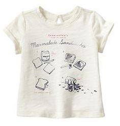 Paddington Bear's Guide to Making Marmalade Sandwich Tee http://rstyle.me/n/etqk4nyg6