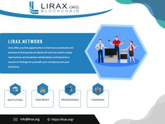 The Lirax Blockchain Platform is specialized in Certification and Traceability.