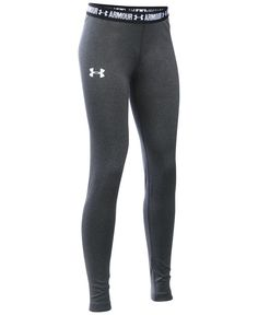 Under Armour Girls' Active Leggings