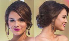 penteado noiva romantico - Pesquisa Google