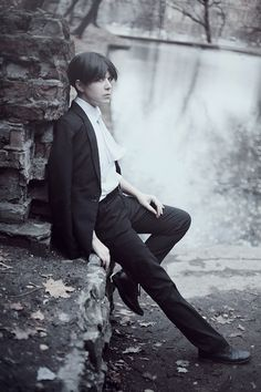 AMAZING cosplay ll Attack on Titan ll Special Operations Squad: Levi Ackerman by Dandelian