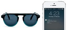 Tzukuri develops iBeacon-powered sunglasses that alert you when you leave them (or your iPhone) behind.