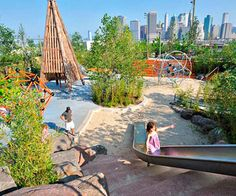 Find out the country's top places to play. These playgrounds are epic!