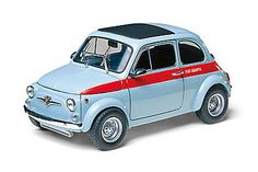 Tamiya Fiat Abarth 695SS Limited -- Plastic Model Car Kit -- 1/24 Scale -- #89675
