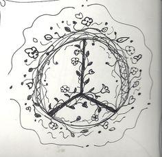 peace by Lisa Wilkinson