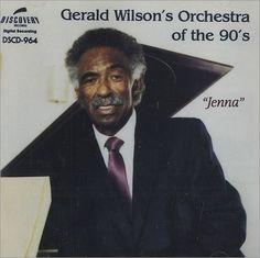 gerald wilson images   Gerald Wilson, Jenna, USA, Deleted, CD album (CDLP)…