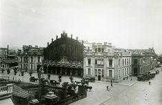 Barcelona, estació del Nort 1905. Barcelona Catalonia, Gaudi, Best Cities, Spain, Louvre, City, World, Building, Travel