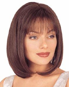 Shop offers wigs in a variety sizes. Our Glamorous Brown Straight Chin Length Petite Wigs are designed to enhance your petite features rather than overpower them. Remy Human Hair, Human Hair Wigs, Short Bob Hairstyles, Wig Hairstyles, Brown Straight Hair, Straight Bob, Long Bob, Medium Hair Styles, Short Hair Styles
