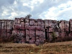 Blue Mounds State Park in Luverne, MN