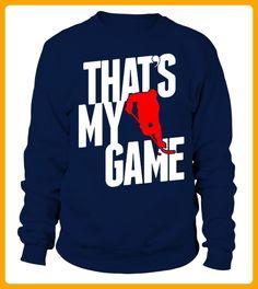 ice hockey  thats my game T shirt - Hockey shirts (*Partner-Link)