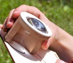 FEBO Lets You Engrave Things By Burning It With The Sun