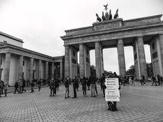 Brandenburg Photograph - Brandenburg by Cuiava Laurentiu Brandenburg Gate, Canvas Prints, Framed Prints, Berlin Wall, Wood Print, Beach Towel, Beverly Hills, Photograph, Wall Art