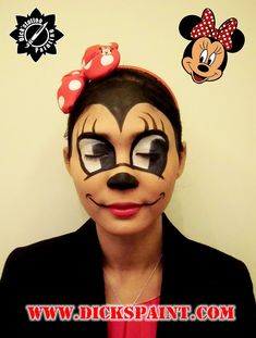 Awsome freeky minny mouse idea.