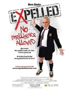 EXPELLED:NO INTELLIGENCE ALLOWED