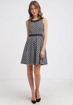 Modern trifft auf Vintage. Anna Field Freizeitkleid - black/white für 49,95 € (18.03.16) versandkostenfrei bei Zalando bestellen.