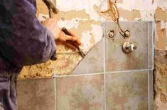this is the best way to Makeover an Older Bathroom  #bathroomremodeling #bathroommakeover #dangerasbestos