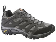 Merrell Men's Moab Gore-Tex Waterproof Hiking Shoe,Beluga,11 M US - http://authenticboots.com/merrell-mens-moab-gore-tex-waterproof-hiking-shoebeluga11-m-us/