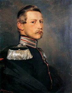 Franz Xaver Winterhalter - Kronprinz Friedrich Wilhelm von Preussen