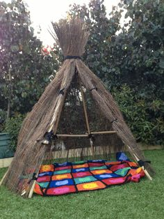 Outdoor cozy space - This Little Family Daycare ≈≈