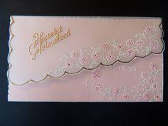 Ett kuvert gjort av Cornelia