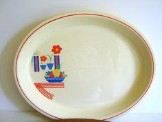 Homer Laughlin - Kitchen Kraft, 1940s