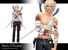 Studio K Creation | Double Sword 双刀