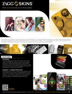 17 Best ZAGG Product Information Sheets images in 2012