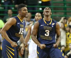 Jan. 28, 2014 — WVU 66, Baylor 64 (Photo: AP)
