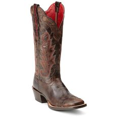 Ariat Woman's Caballera Western Boots. These are straight up sexy