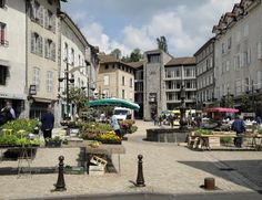 Aurillac, Auvergne