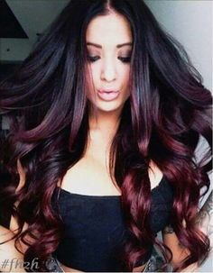 Why can't I have hair like this ugh so unfair