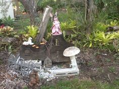 The gateway for fairies dragons pixies and you to vist my secret garden