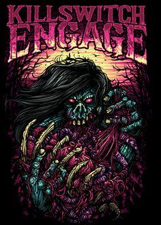 Killswitch Engage ~ Dan Mumford