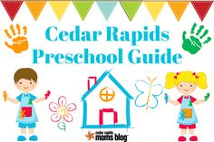This is an amazing list! #cedarrapids #preschool