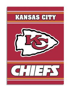 Two Sided House Banner - Kansas City Chiefs