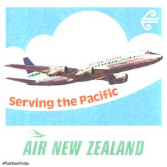 """""""Serving the Pacific"""" artwork from 1970 #FlashbackFriday"""