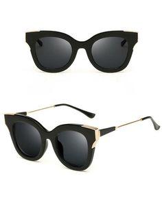 4e769420a04 Vera - Luxury Style Square Sunglasses - taylormadison.store Cute Sunglasses